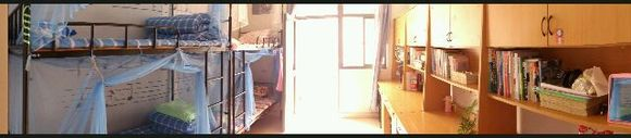 求常州大学武进校区女生宿舍的图