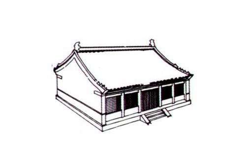 【百科】中式建筑屋顶的分类图片