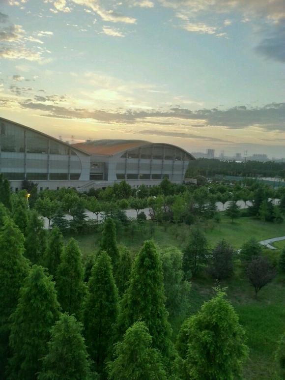 我想知道安财最美的地方在哪 安徽财经大学吧