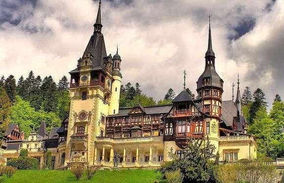 世界上最美丽的城堡和宫殿(转)图片