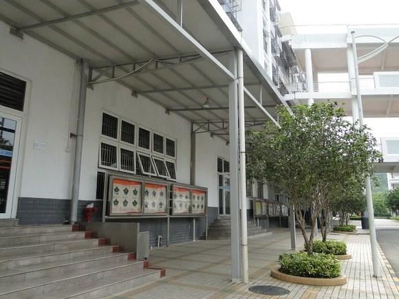 深圳市第三高级中学图片