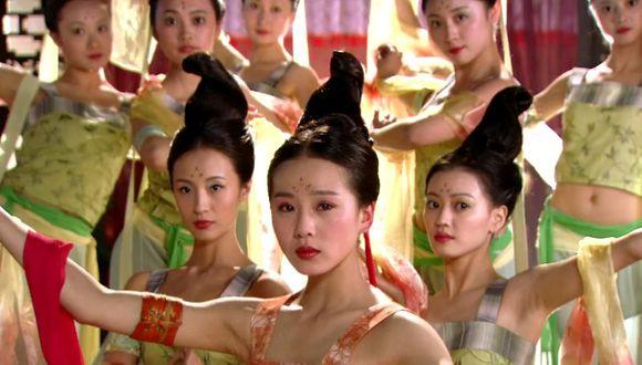 人剪辑古装美女舞蹈2