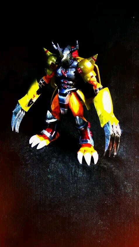 理智讨论钢铁悟空兽能否完爆战斗暴龙兽 nba吧 百度贴吧 高清图片