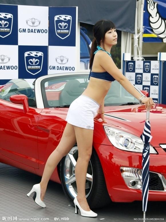 韩国汽车美女《具智星》koojisung压缩包