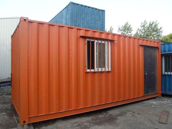 二手集装箱活动房装修 改造办公室 工地临时房 可按要求改装