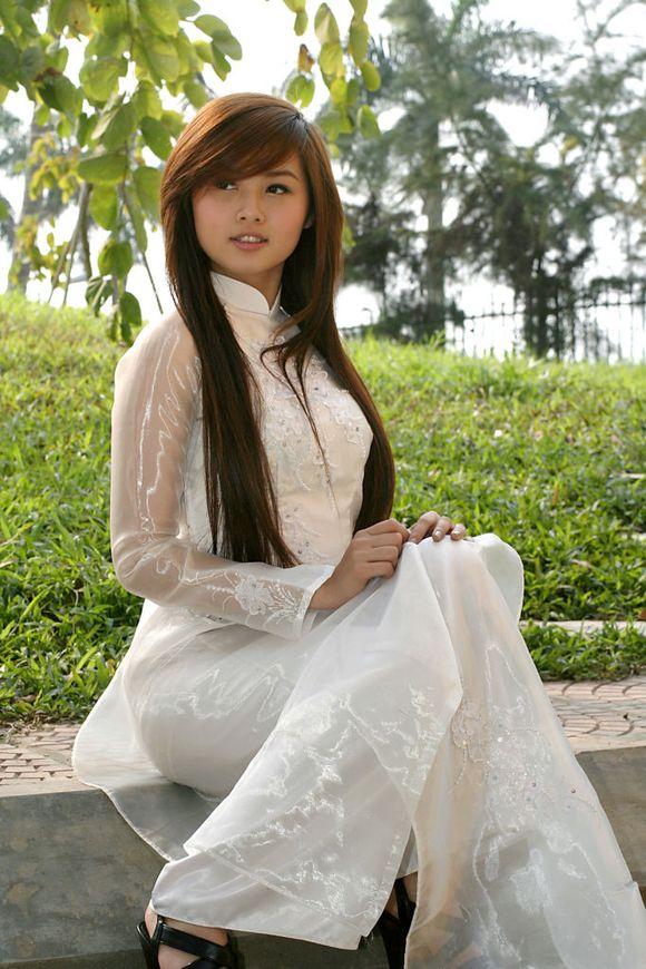 越南美女多 越南新娘吸引世界的目光