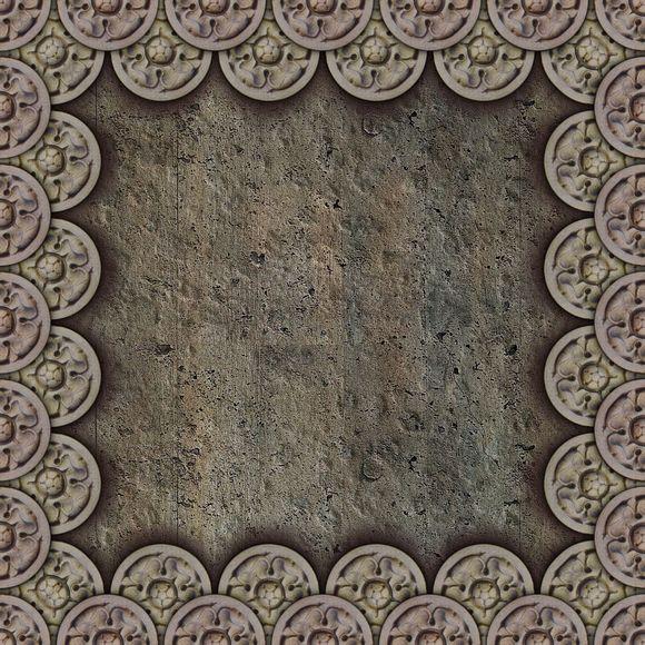 【我爱ps】120808:高清欧式古典建筑纹样图片