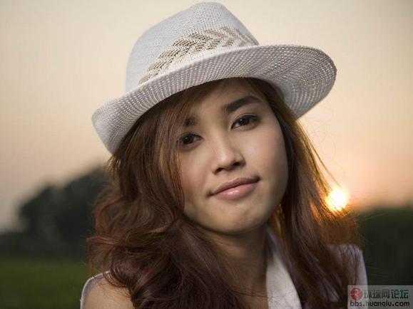 柬埔寨第一美少女