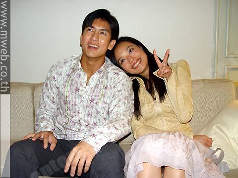 泰国明星vee的老婆 vee主演的全部电视剧 泰星vee的家世 高清图片