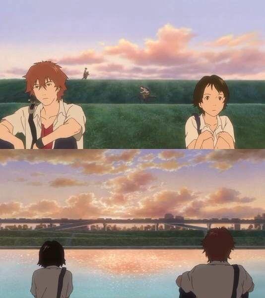 穿越时空的少女 一部很有宫崎骏风的动漫电影
