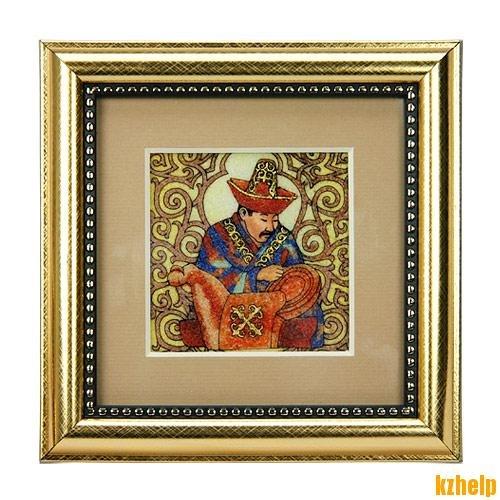 哈萨克族精美工艺品