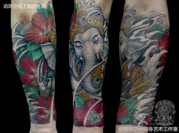 纹身图片欣赏图片
