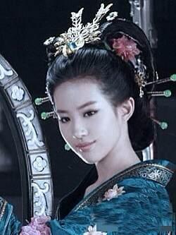 【红豆的童话】中国古代四大美女之现代版对应