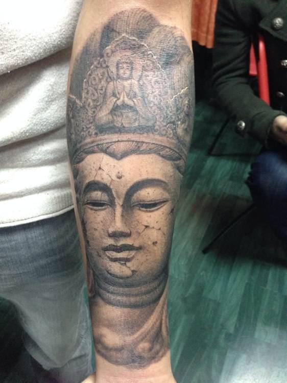 纹身技术哪家强?中国湖南找岳阳图片
