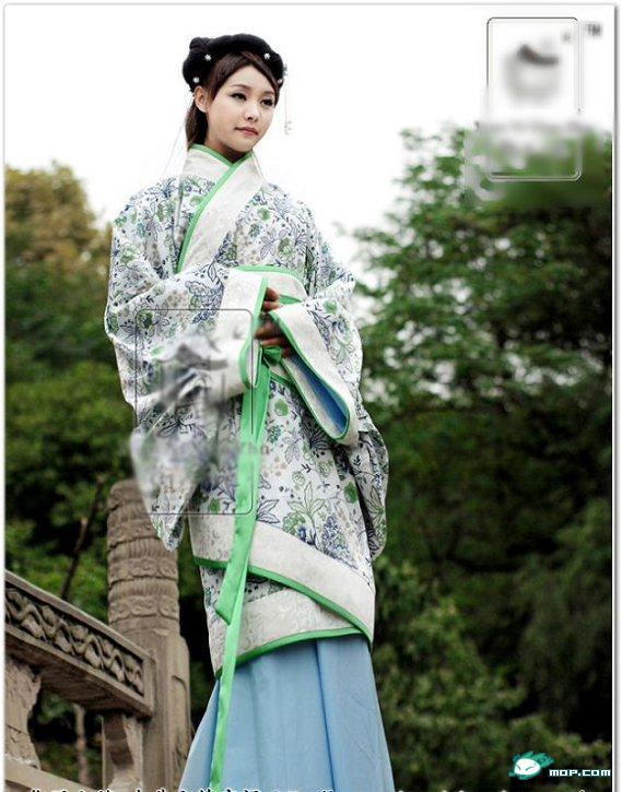 【求图】哪位能给我一些穿汉朝服装的美女的图片