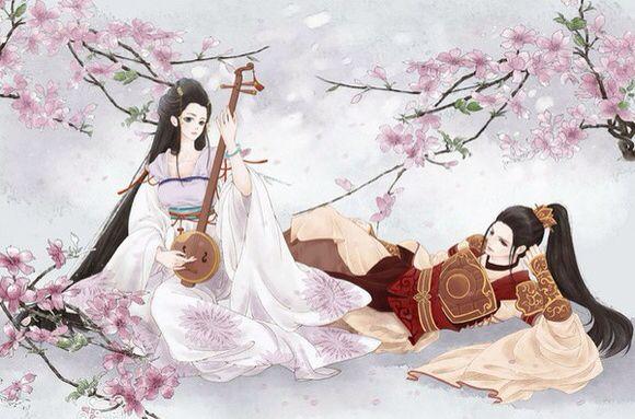 【求图】红衣男子和白衣女子在一起的图图片