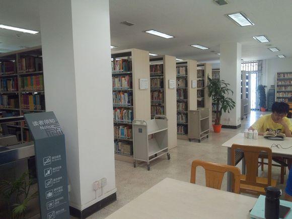 带你走进北师大图书馆