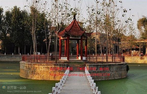 城记涡阳:涡河流域-文明古城图片