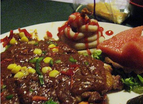 日本变态饮食文化:比女体盛更邪性的金粒餐图
