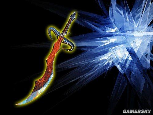 中的东方神器 中国古代十大名刀十大名剑 有图有注解 吞噬星空吧 百