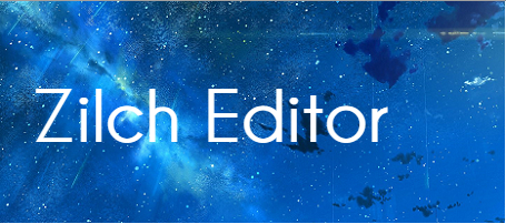 Zilch Editor快速界面