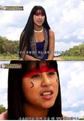 美女要好多了 我觉得如果她出生在我国或日本韩国