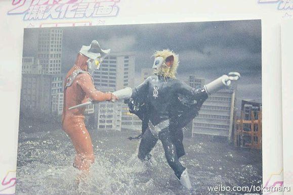 【怪兽拟人】马格马星人和金古桥的拟人人设图公布图片
