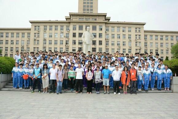 南开大学游学活动_天津在行动吧_百度贴吧图片