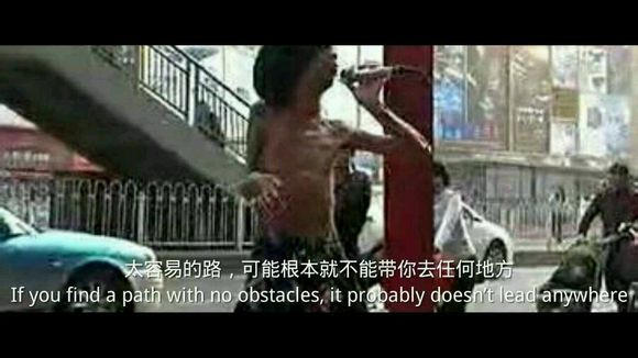流浪歌手阿龙 by zqf19890528 广州街头残疾流浪歌手阿-广州岗顶 广图片