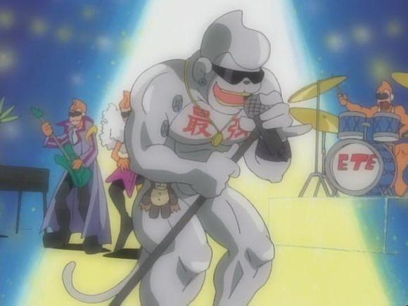 六 金属猿猴兽/钢铁悟空兽/钢铁猩猩兽/钢铁雄猿兽金属猿猴高清图片
