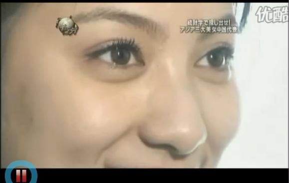 小日本选的中国美女和韩国美女