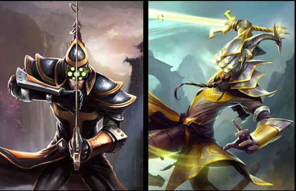 【道具教程】lol无极剑圣的剑图片
