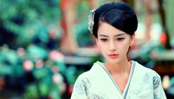 《云中歌》Angelababy汉服照-图片9