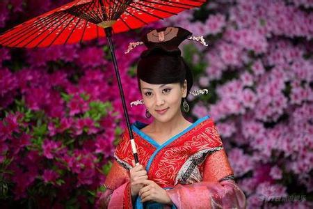 第二册汉朝―细数汉朝剧里的古装美人
