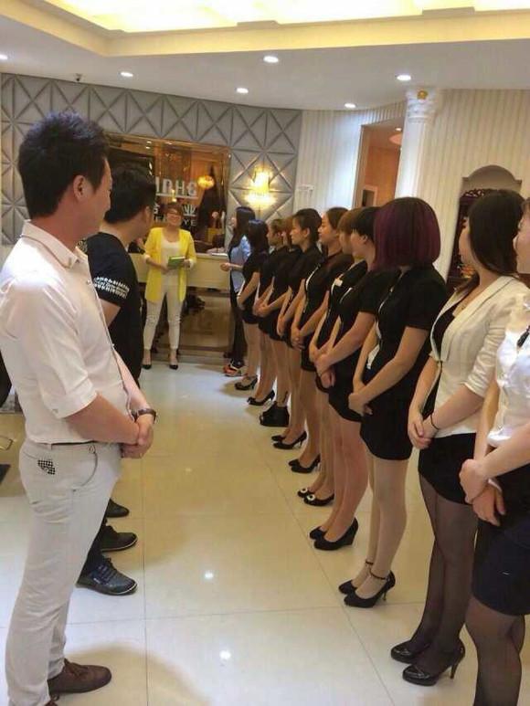 【招聘】140721上海新合美容美发直营连锁图片