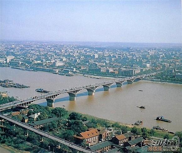 九十年代的省会长沙!图片