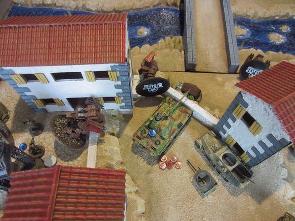 Patrick Doty的Dust Tactics Battlefield图片