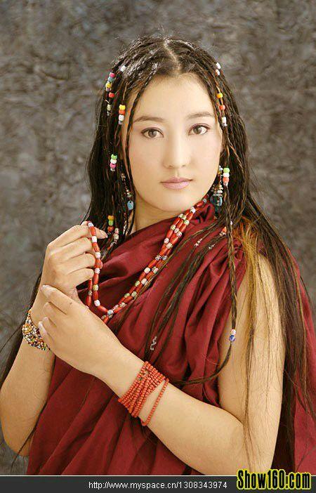 令谷法拉利车祸真相 女主角扎西卓玛和杨吉照片