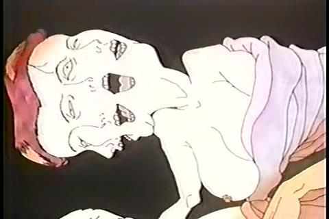【毁三观猎奇作】地下幻灯剧画   地下幻灯剧画 少女椿 剧照   地下幻