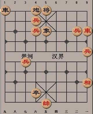 中国象棋技巧,让你快速掌握下象棋技巧图片