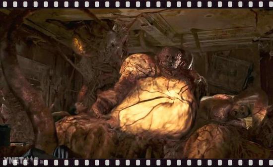 图文直播恐怖电影《撕裂人》:美女洗澡遇虫灾!图