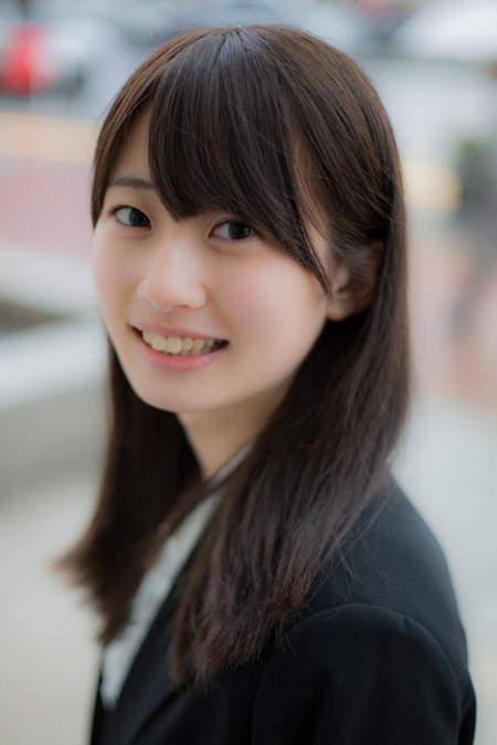 日本大学里的《正妹新生》也许今年的校园美女冠军