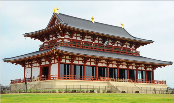 【图片】海外的唐代皇宫---日本平安神宫图片
