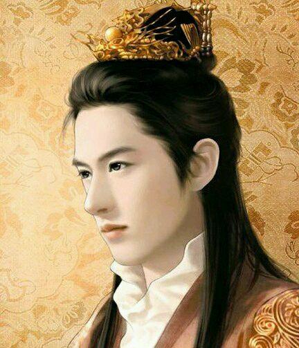 【手绘】呕心沥血收藏的手绘古装美人美男图片