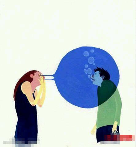 女人的眼泪会让男人窒息