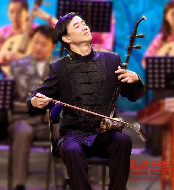 二胡演奏家 朱昌耀《琴语绝响》15首图片