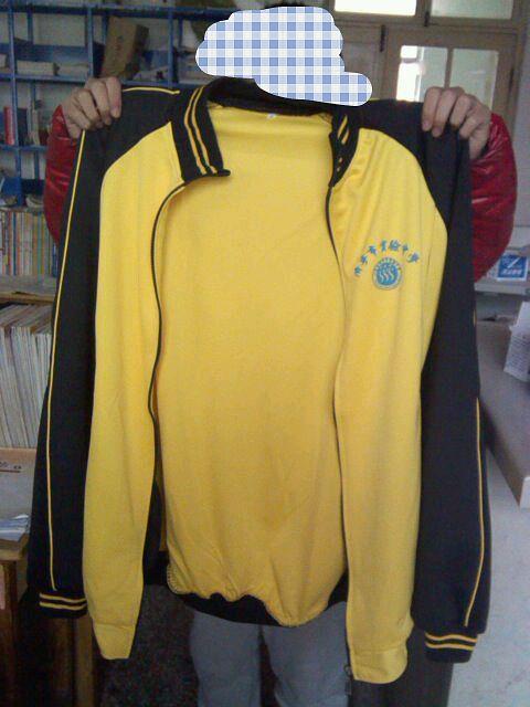 高一的新校服,蜜蜂总动员~_济宁实验中学吧_百度贴吧图片