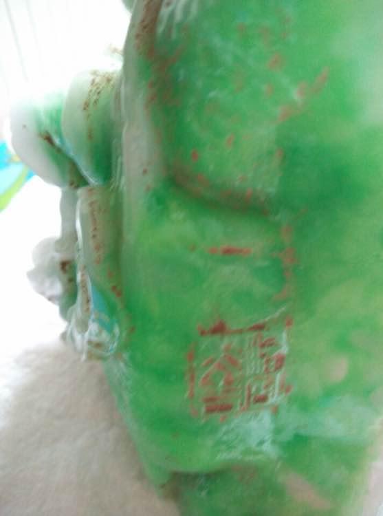 八仙过海长寿龟,有意者联系人我QQ1309630548或者 古董拍卖吧 百
