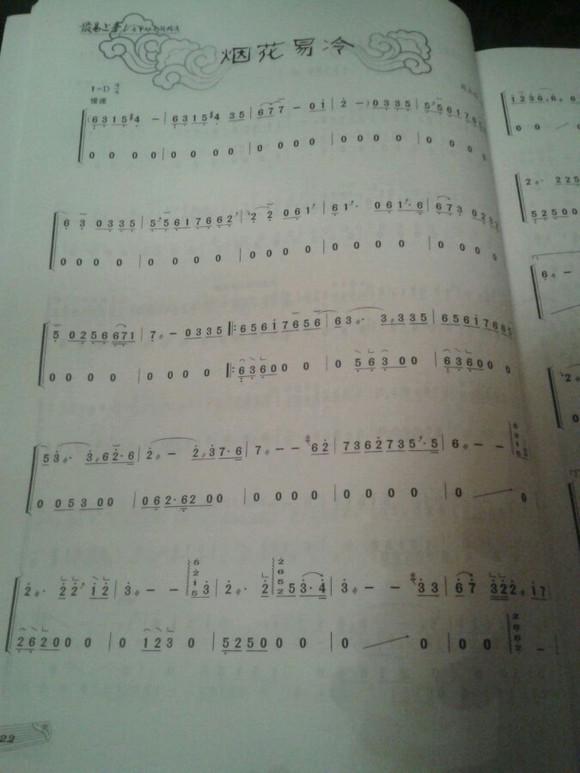 美丽的神话小提琴谱 美丽的神话萨克斯谱 美丽的神话五线谱图片