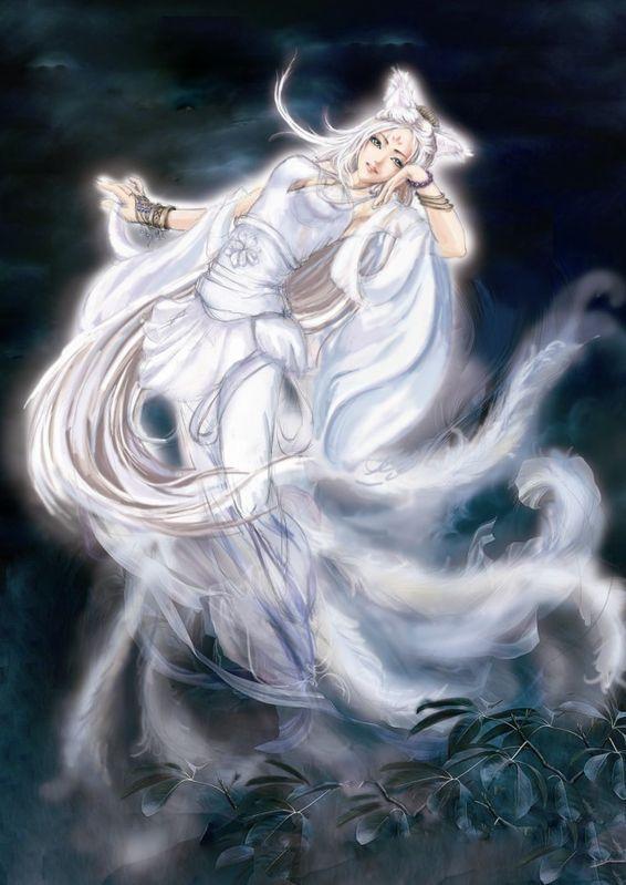 ,暗夜公主君陌的样子:怒气闪现,忍者真身(话说这应该算是五个